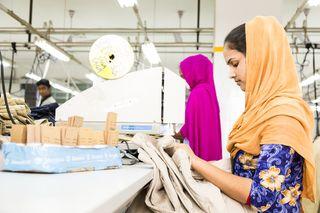 Zijn jullie lid van het Partnership for Sustainable Textiles (Textilbündnis)?